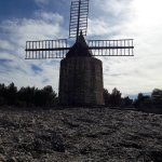 Moulin de Daudet ภาพถ่าย