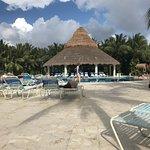 Paradise beach club Cozumel Mexico!  Amazing venue!