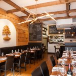 La Quercia is a small intimate restaurant that offers traditional Italian cuisine