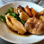 Another delicious Sunday lunch at Sisters Kelvingrove
