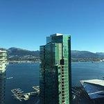 Φωτογραφία: Vancouver Marriott Pinnacle Downtown Hotel