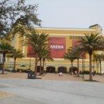 Huge Arena