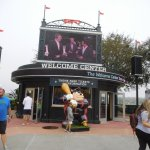 """""""Welcome Center"""""""