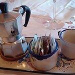 Caffè con moka