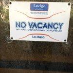 Foto de Lodge Of La Mesa