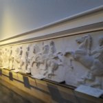 The Frieze from the Parthenon