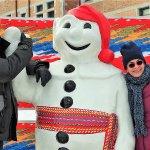 Le Bonhomme Carnaval, festival d'hivers.