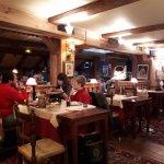 Intérieur restaurant La Caleche