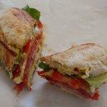 The Grinder Sandwich
