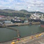 Miraflores - Panama Canal