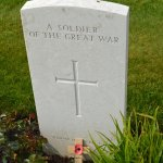 An Unknown Soldier's Grave