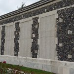 Memorial Wall Listing Missing Soldiers