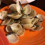 Empty clam shells :)