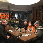 What a fantastic bistro!!  Amazing food and presentation.  We had dinner and breakfast.  The sta