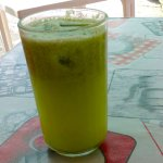 green juice/smoothie