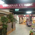 Bilde fra Krishna's Cuisine