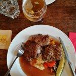 Lamb Rump and Cider