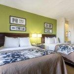 Foto de Sleep Inn Gulf Front Resort