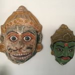 Works from Beatrice Wood's Collection of Folk Art from India.
