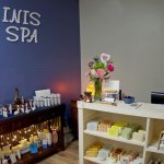 Treat yourself to soaps,essential oils or Osmosis skin care
