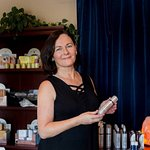 Welcome to Inis Spa ! Drop by and check out our menu. Mary Rowe(Owner) is at the spa full time.