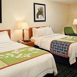 Fairfield Inn & Suites Indianapolis East Foto