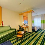 Fairfield Inn & Suites Dallas Mansfield Foto