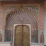 Doorway in the Palace