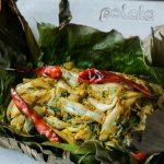 Baked Baby Fish with Lemongrass Paste