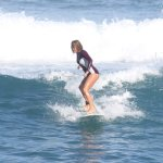 Catch'a Wave Surf Lessons, private lessons available daily.