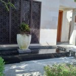 outside entrance to your villa