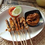 Chicken safe skewers