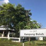 Don't forget to view the real stone Batu Bersurat in the Kuala Terengganu Museum