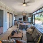 Volunteer house lounge