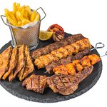 Al Makan BBQ Platter