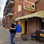 Foto van Gus's World Famous Fried Chicken