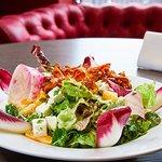 salade du menu du jour
