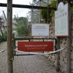 teleferic was closed due to maintanence