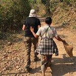 Foto van Anisakan Falls