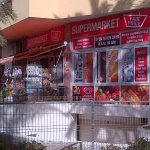 Good, Well priced supermarket opposite Edificio Cristianmar apartments