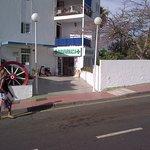 The Parafarmacia opp hotel. Find a Farmacia if you want a proper chemist