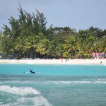 Surf lessons on Dover Beach (next beach along)
