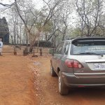 private taxi to prasat koh ker temple