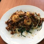Our delicious Char Kuey Teow