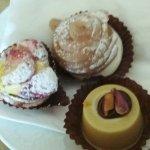 Just a few delights from Pasticceria Barberini