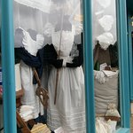 Lace and maids shop