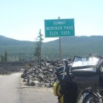 McKenzie Pass-Santiam Pass loopの写真
