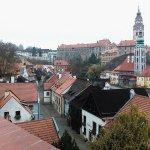 Historic Center of Cesky Krumlov