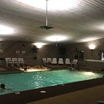 Great stay at Econo. Front desk and Pool