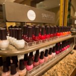 Spa - Manicure & Pedicure Sparitual polish